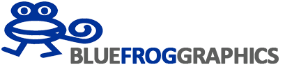 Blue Frog Graphics
